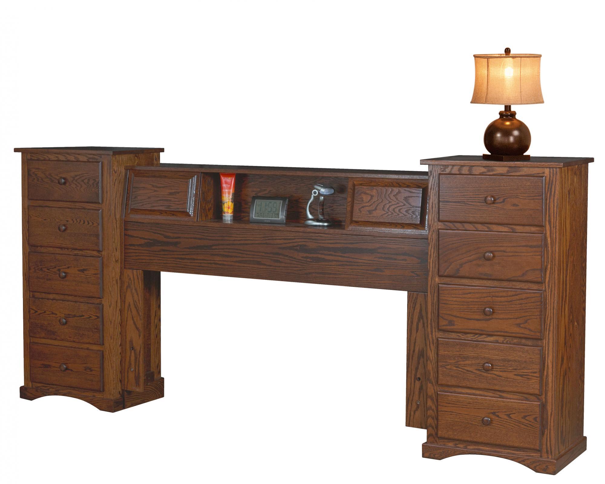 Trail Wall Unit B Amish Furniture Store Mankato Mn