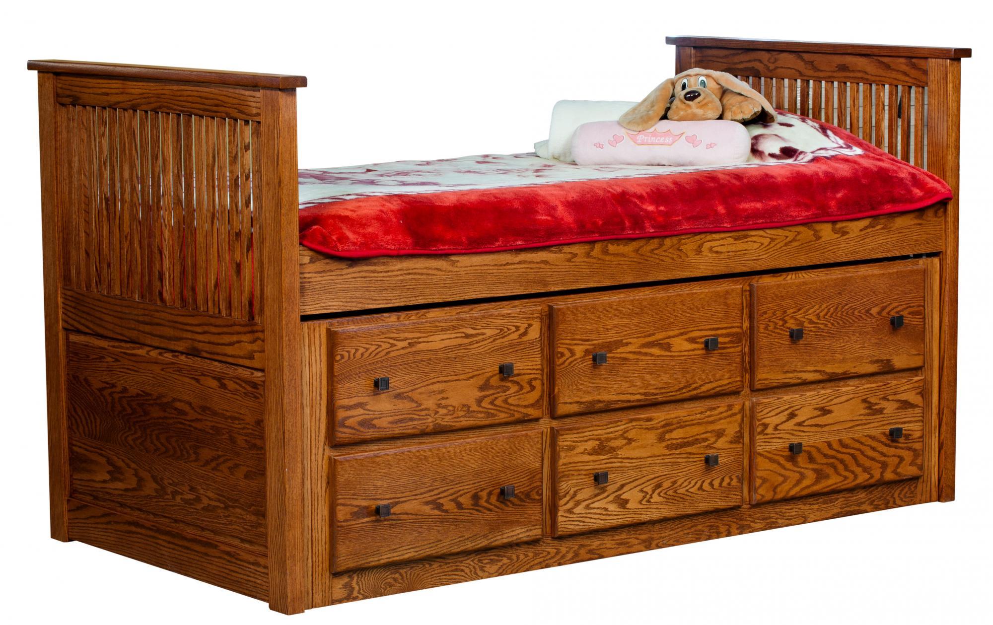 Captain Bed Amish Furniture Store Mankato MN