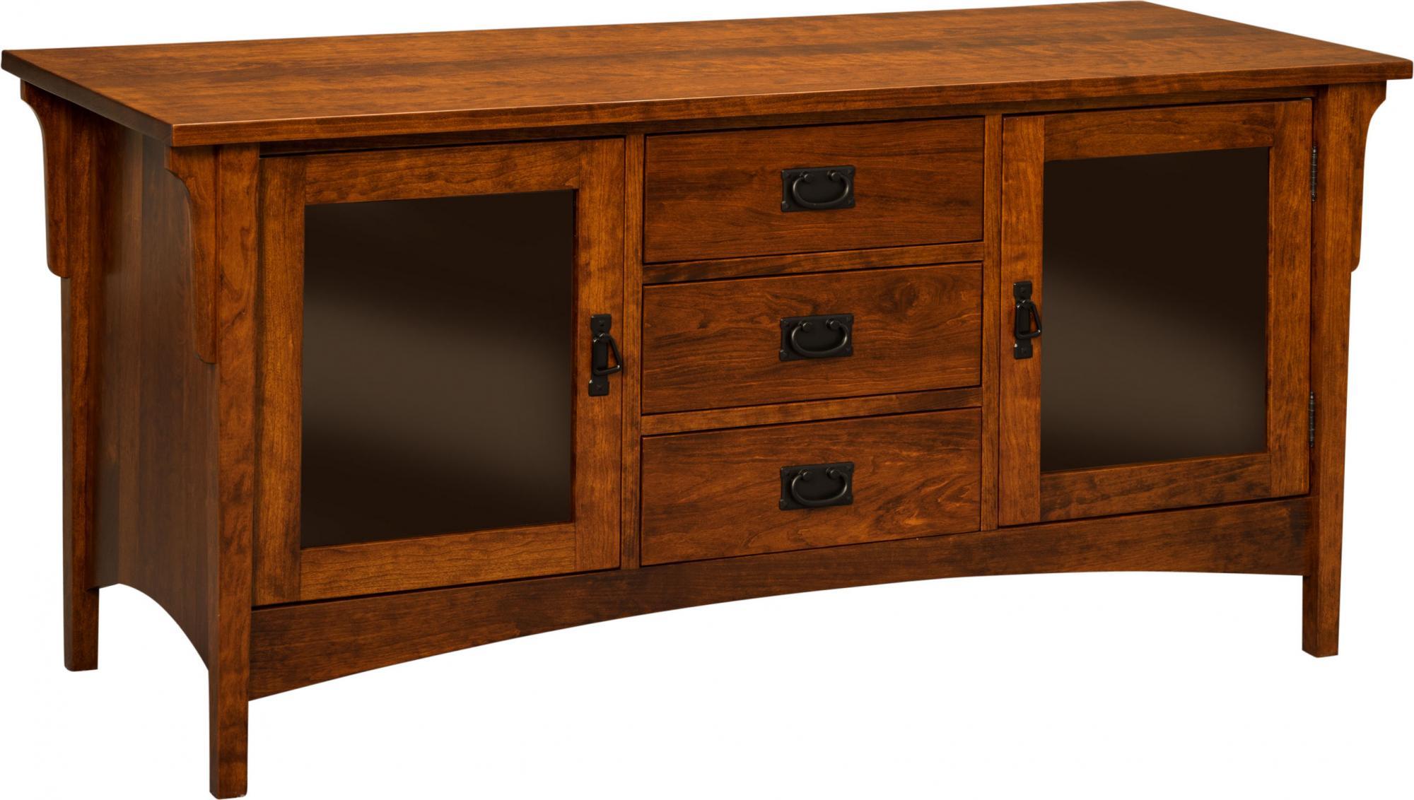 arts crafts tv stand amish furniture store mankato mn. Black Bedroom Furniture Sets. Home Design Ideas