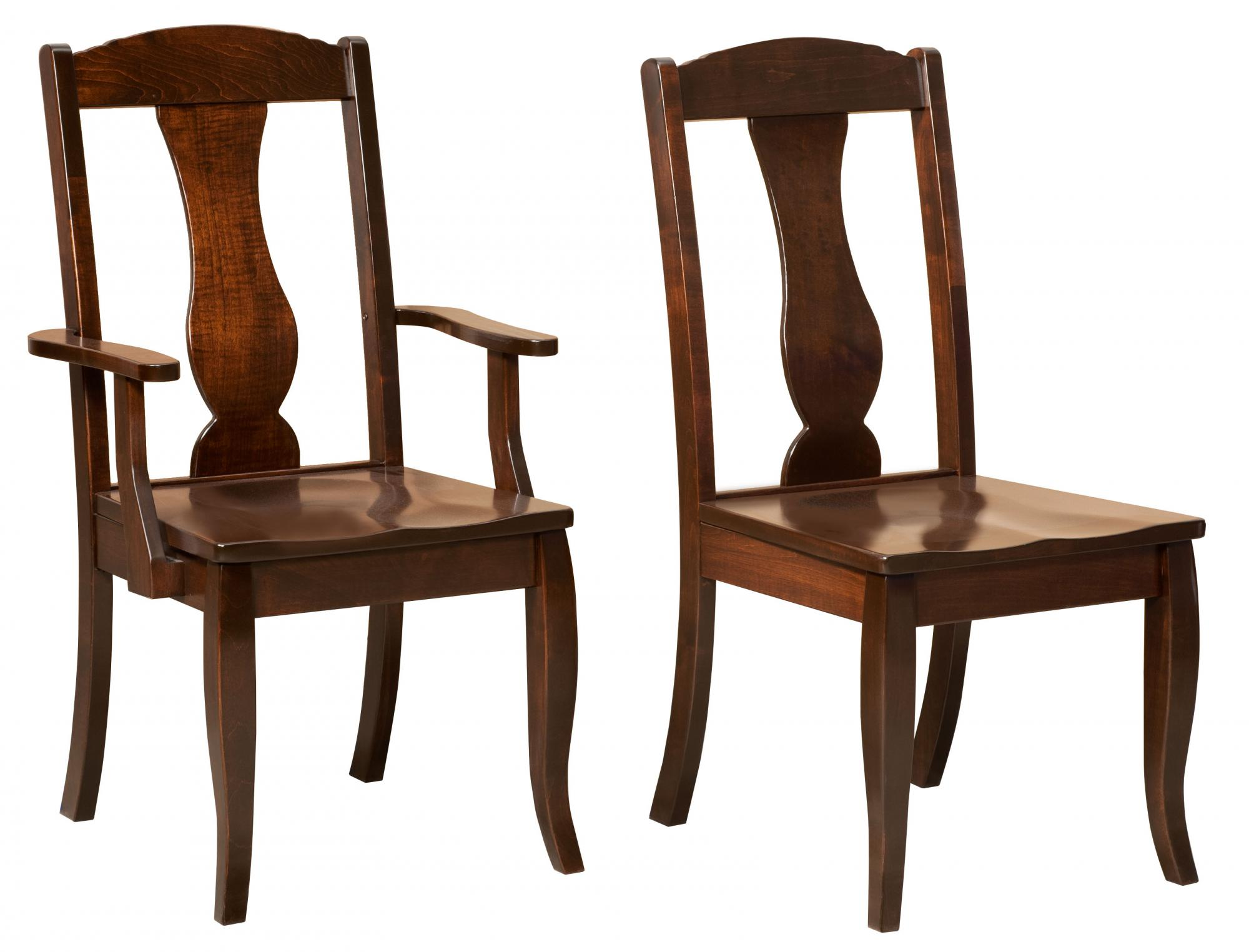 Austin dining chairs amish furniture store mankato mn