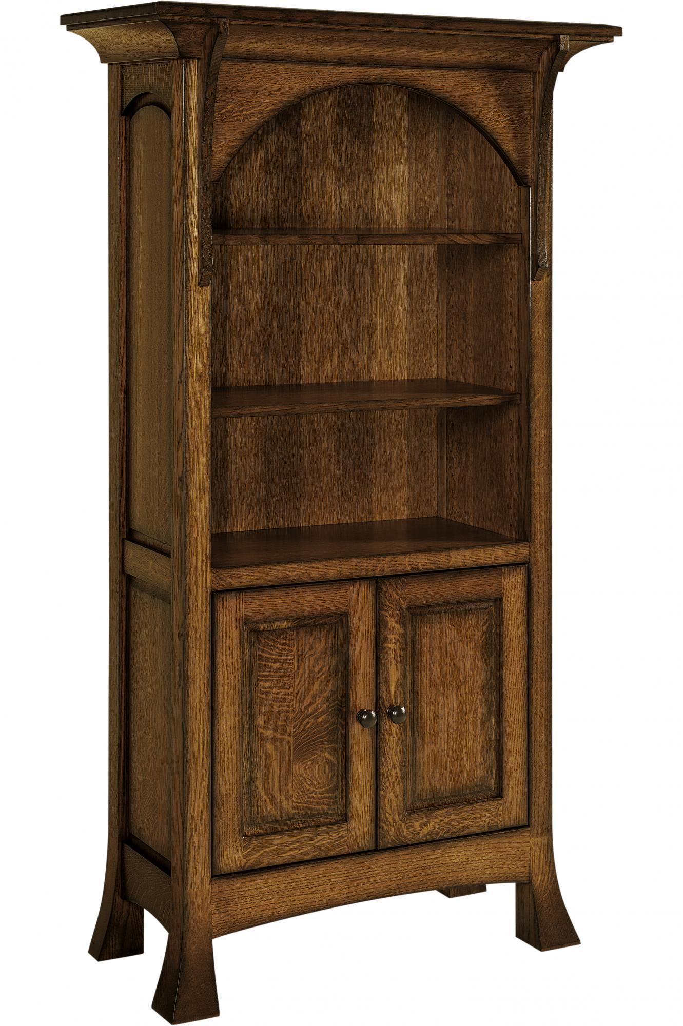 Breckenridge Bookcases Amish Furniture Store Mankato Mn