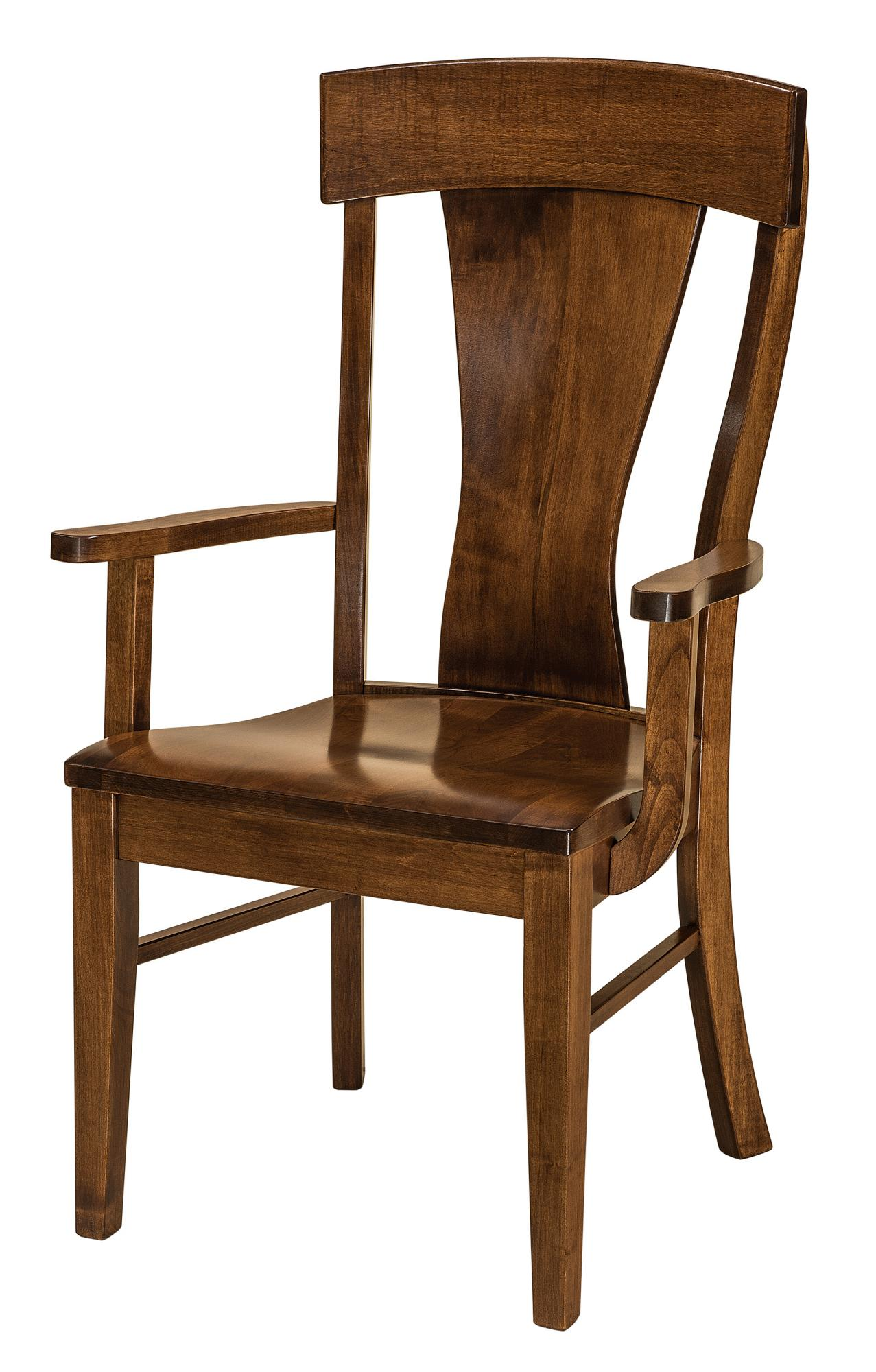 Ramsey dining chair amish furniture store mankato mn