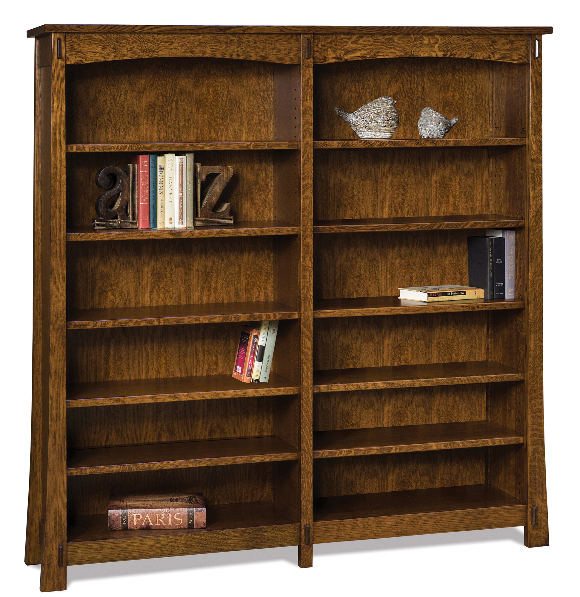 Modesto Bookshelves Amish Furniture Store Mankato Mn
