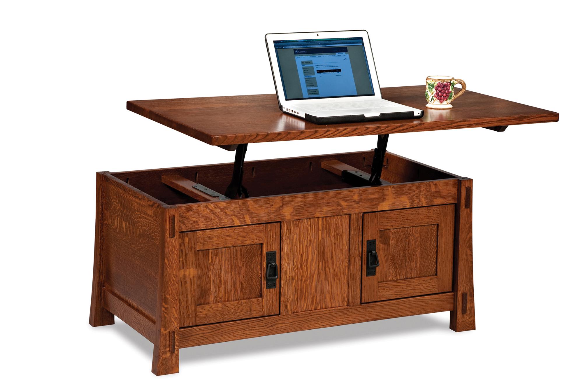 Modesto Occasional Tables Amish Furniture Store Mankato Mn