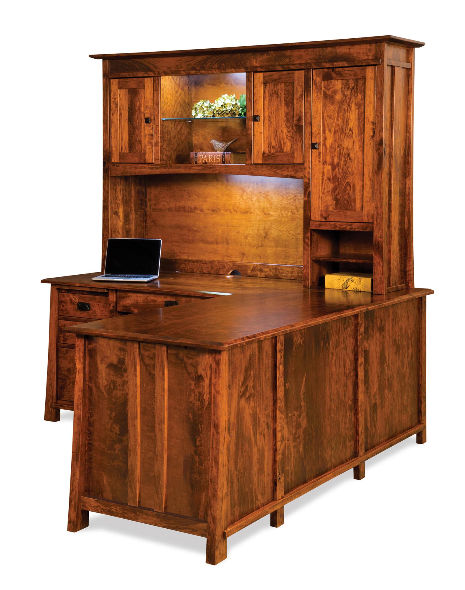 Grant L Desk Amish Furniture Store Mankato Mn