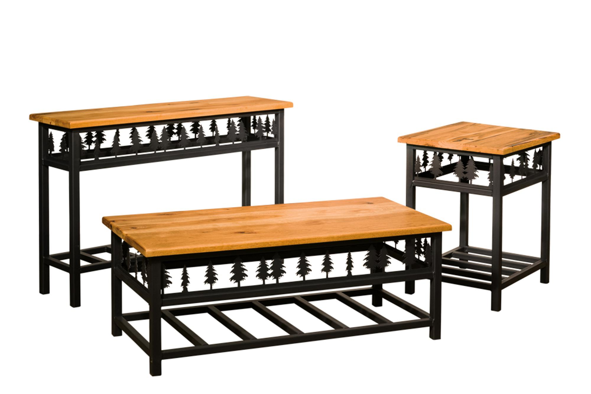 Ironwood Occasional Tables Amish Furniture Store Mankato Mn