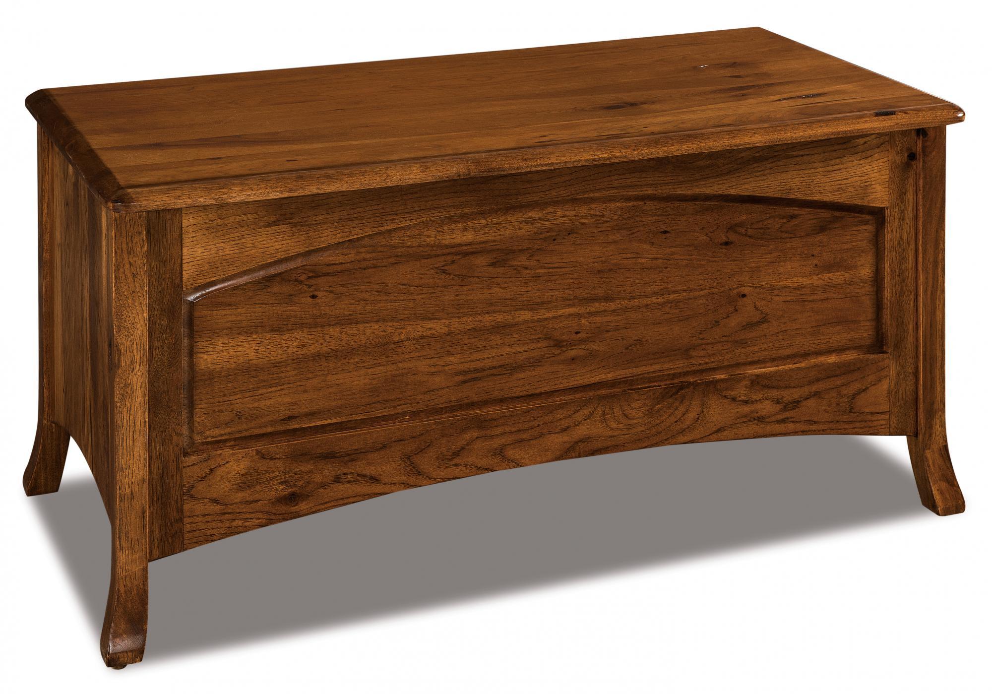 Carlisle Blanket Chest Amish Furniture Store Mankato Mn
