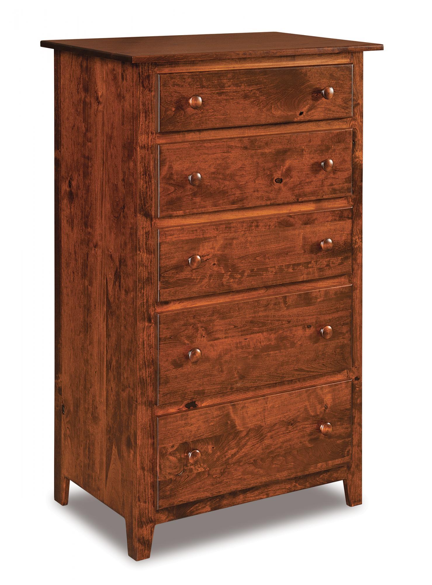 5 Drawer Chest Amish Furniture Store Mankato MN