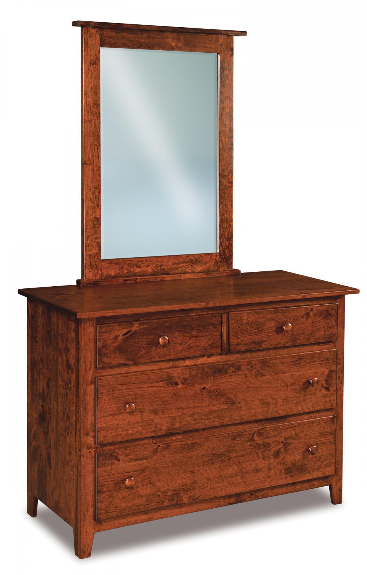 4 Drawer Dresser Amish Furniture Store Mankato MN