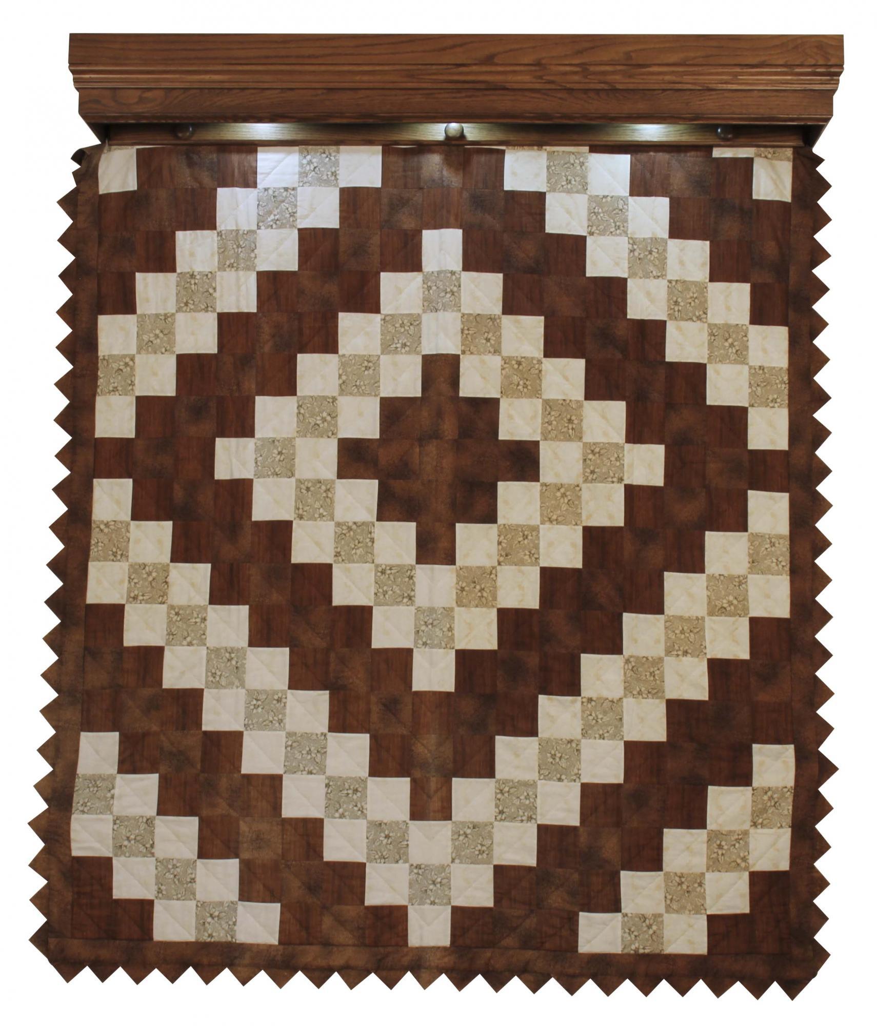 Quilt Clamp Shelf Amish Furniture Store Mankato Mn