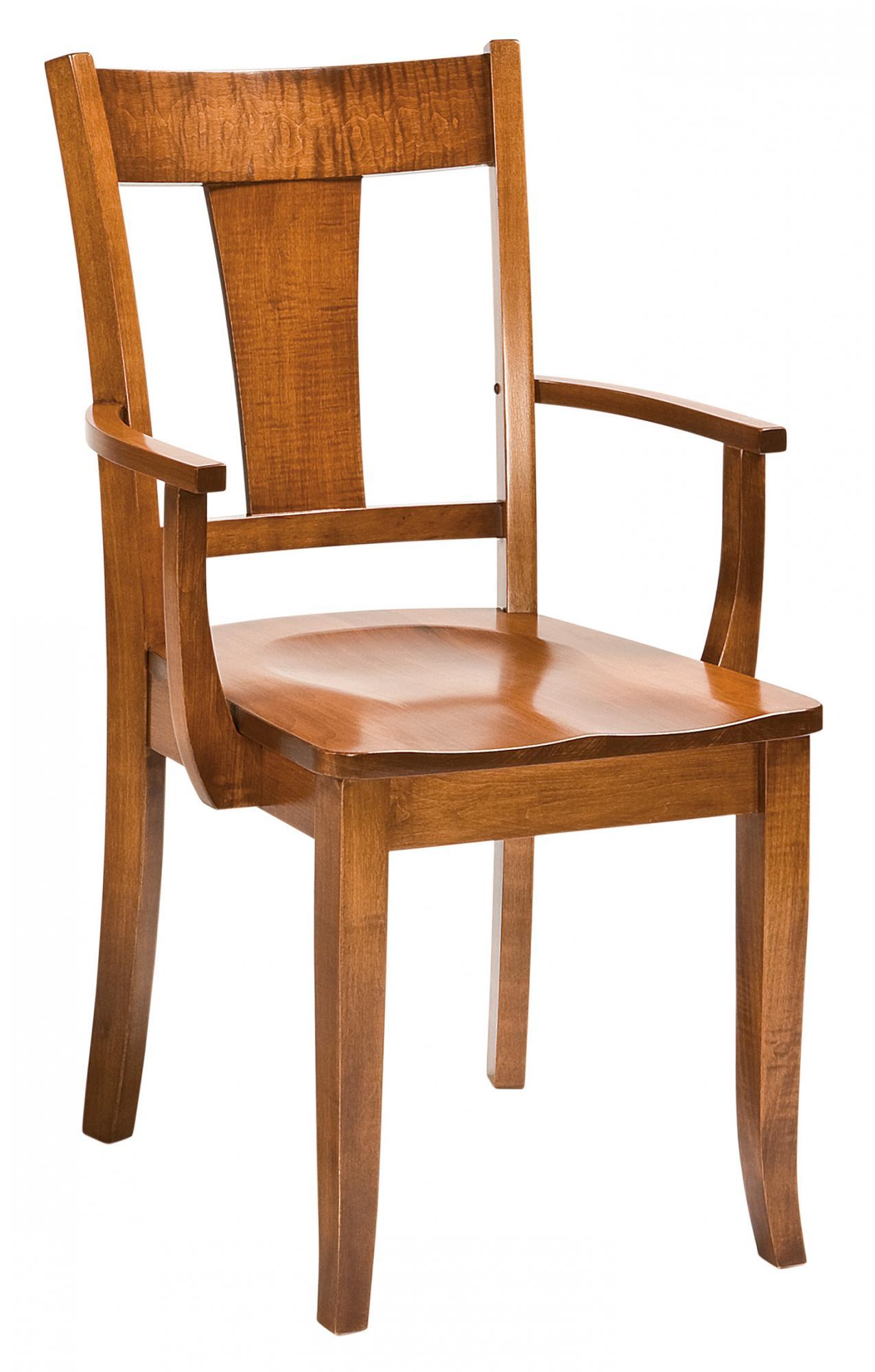 Ellington Chair Amish Furniture Store Mankato Mn