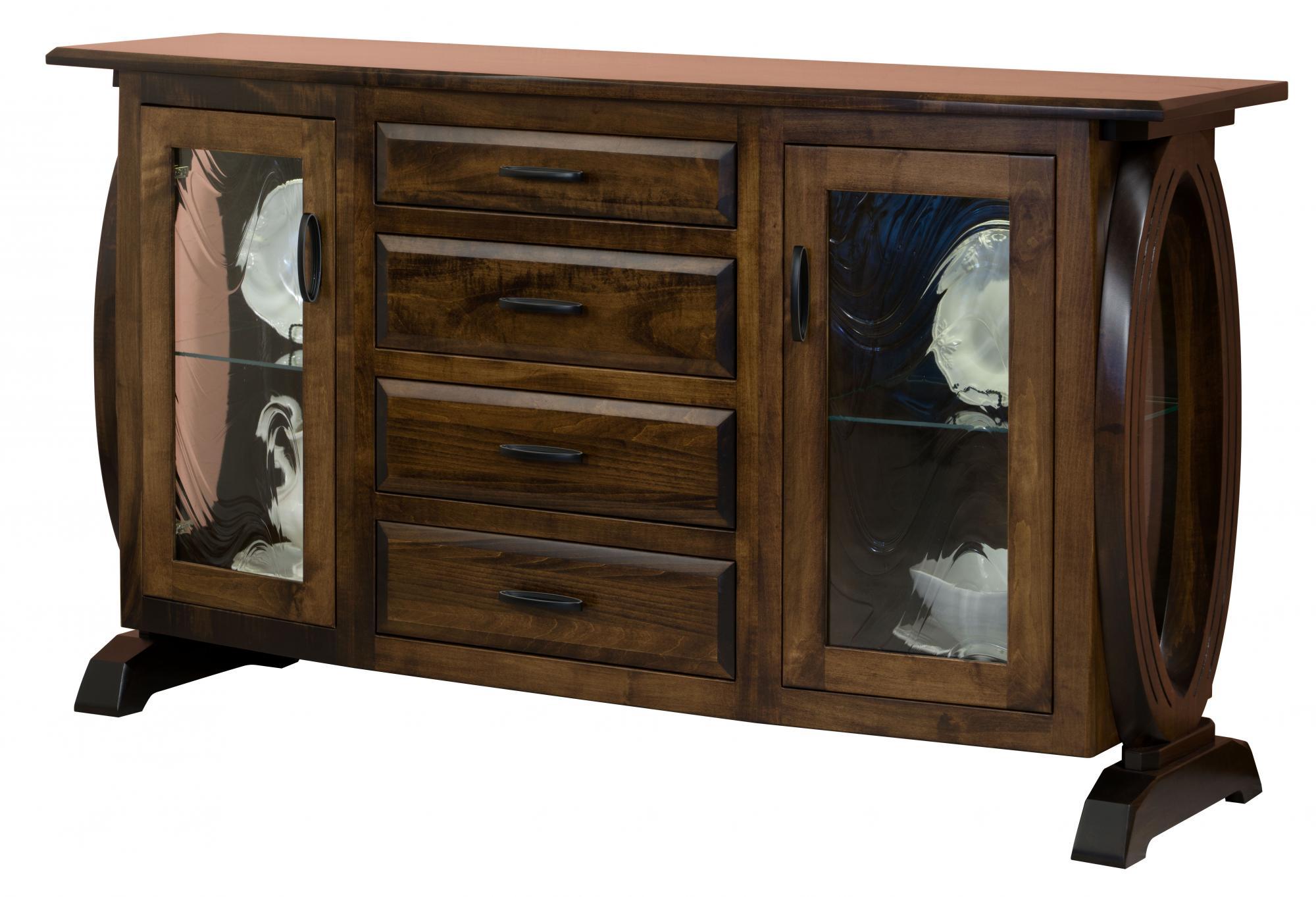 Saratoga Sideboard Amish Furniture Store Mankato Mn
