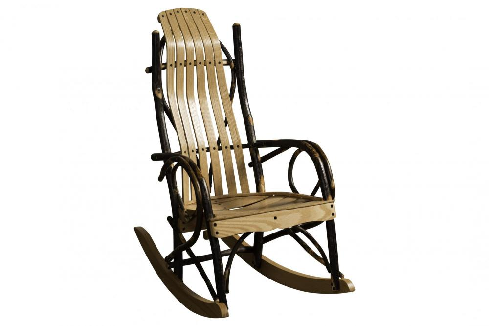 Hickory Twig Rocker. These Unique Rockers With Steam Bent Hickory Twig  Edging Are Available In A Variety Of Sizes. We Usually Keep These In Stock  So Visit ...