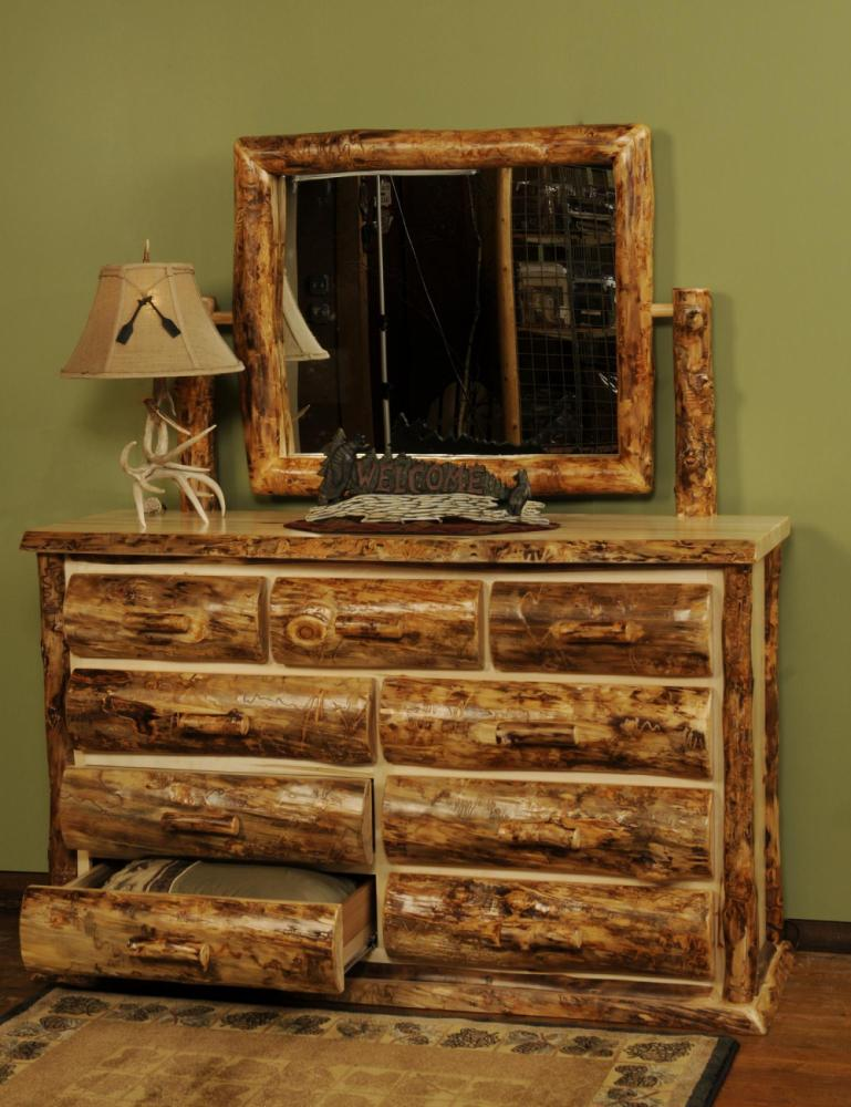 Aspen Extreme Dresser And Mirrors