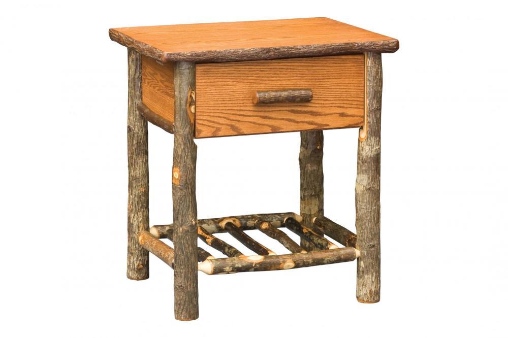 Hilltop Nightstand Amish Furniture Store Mankato Mn