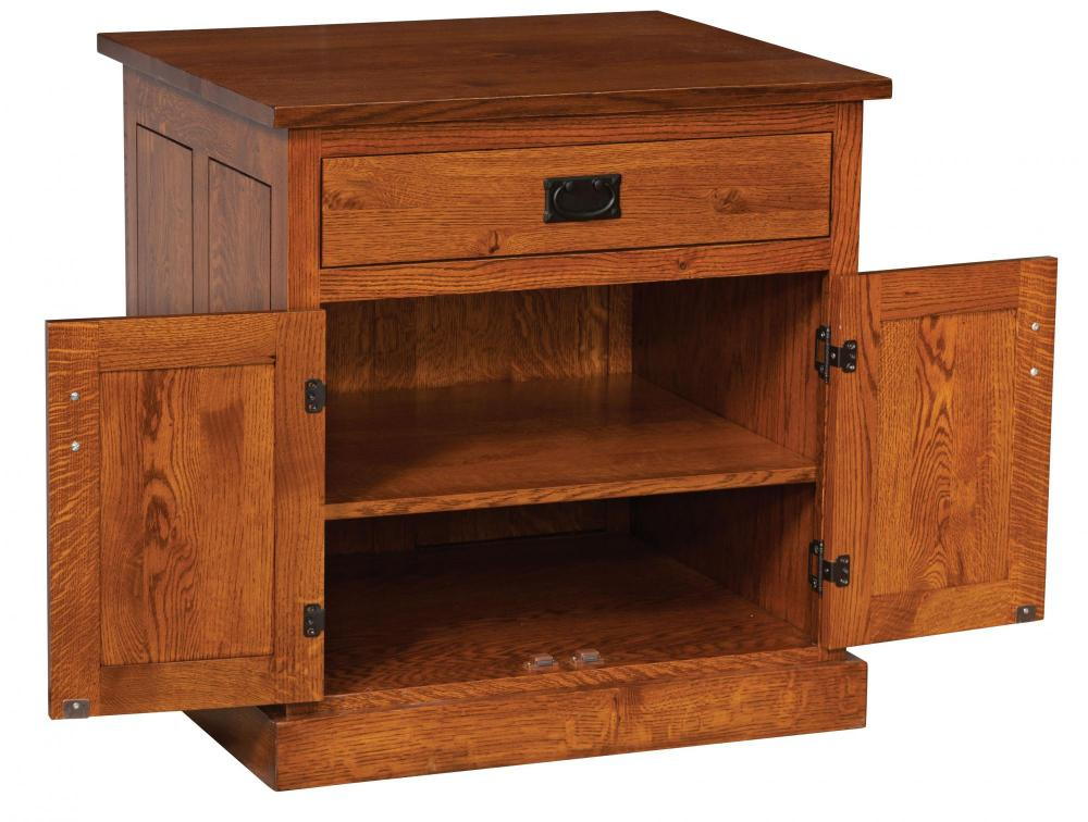 Carriage Mission Printer Stand Amish Furniture Store
