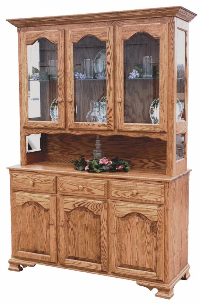 Lagrange Hutch Amp Buffet Amish Furniture Store Mankato Mn