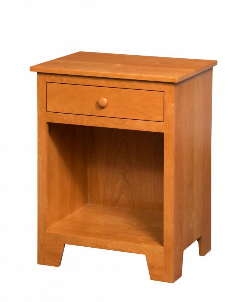 1 Drawer 1 Opening Nightstand Amish Furniture Store