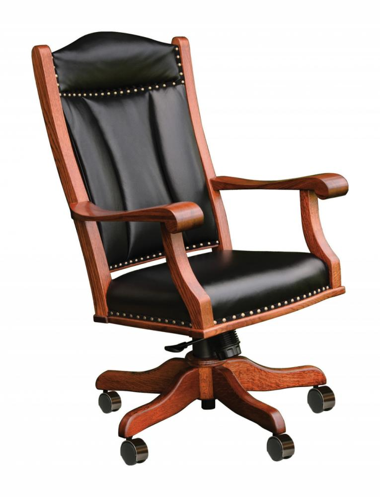 office arm chair amish furniture store mankato mn. Black Bedroom Furniture Sets. Home Design Ideas