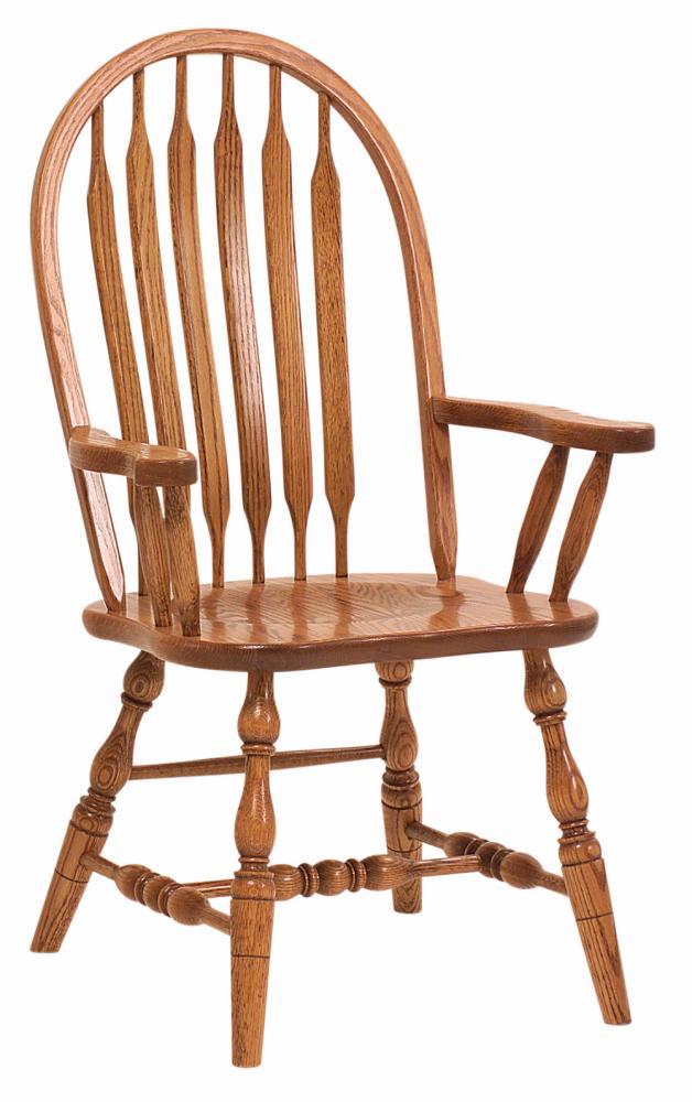 Bent Paddle Chair Amish Furniture Store Mankato MN : RHBentPaddleArmChair from coveredbridgefurniture.com size 628 x 1000 jpeg 69kB