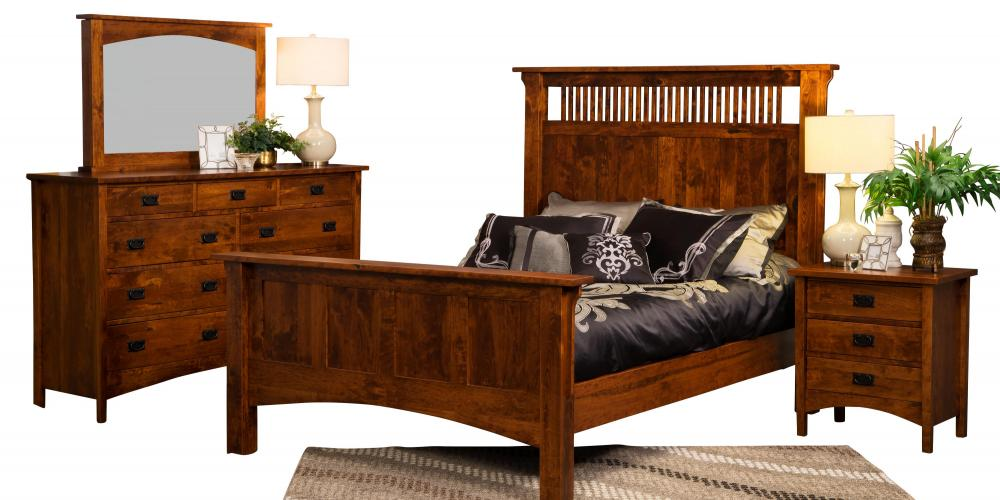 12 Drawer Dresser Amish Furniture Store Mankato MN