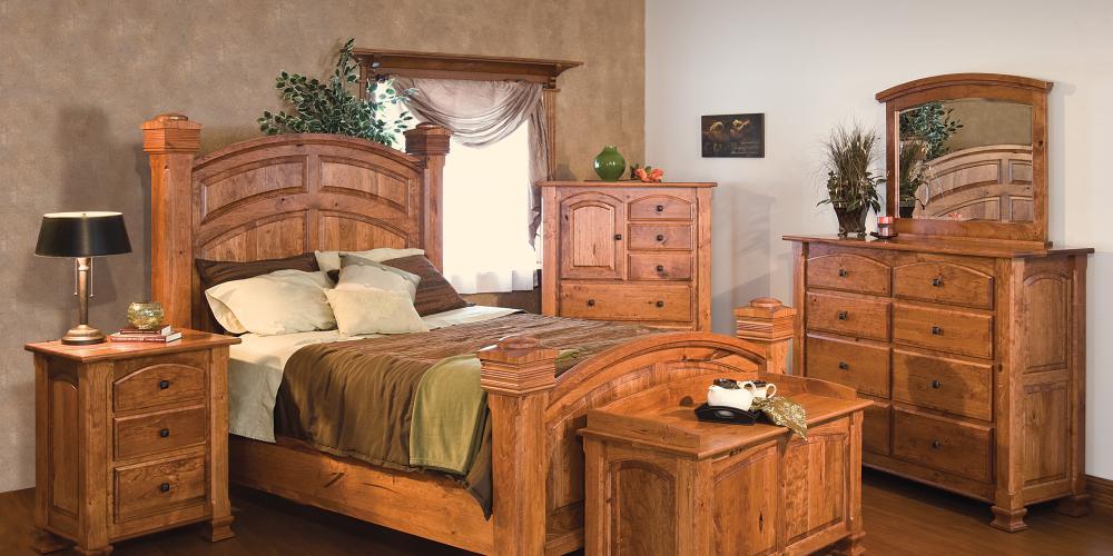 Charleston 8 Drawer Dresser Amish Furniture Store Mankato Mn