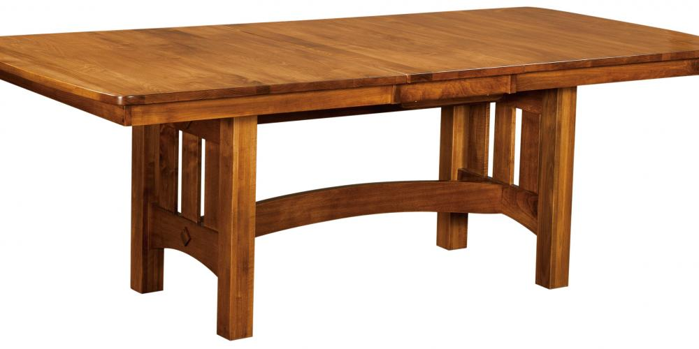 Dining Room Furniture Vancouver: Vancouver Trestle Table